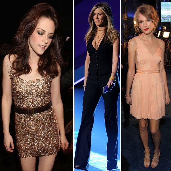 Red Carpet Rewind: People's Choice 2011 Best Dressed