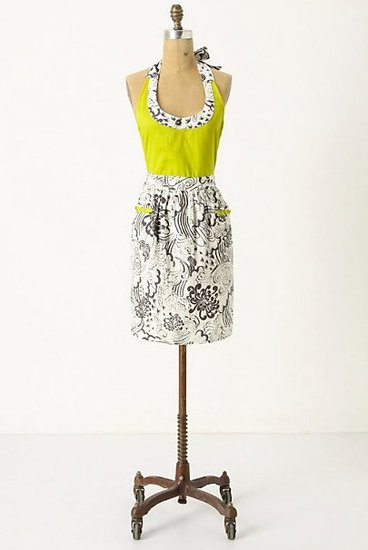 For a Garden Party: Elemental Apron