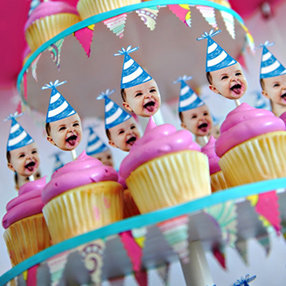 Unique First Birthday Party Theme