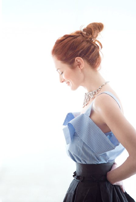 Taylor Tomasi Hill for Lane Crawford