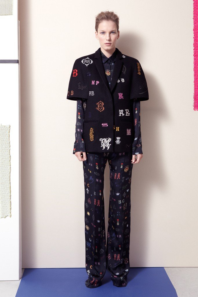 Stella McCartney Pre-Fall 2012