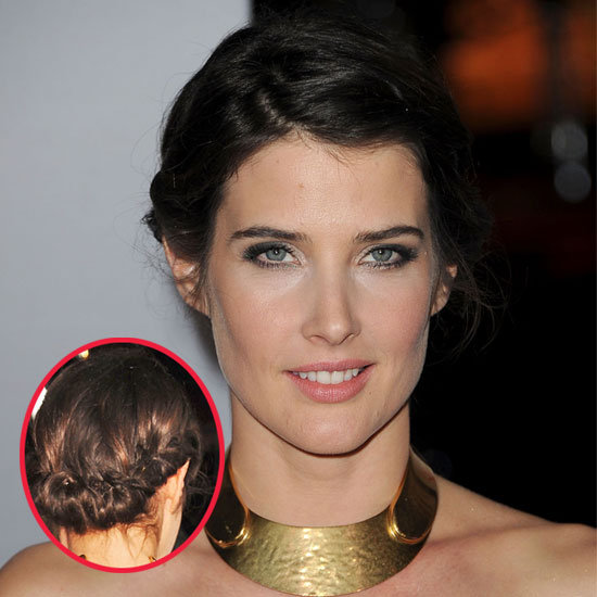 Cobie Smulders's Twisty, Goes-With-Everything Up 'Do