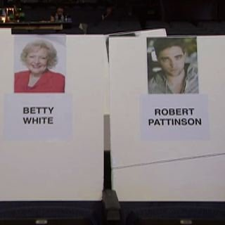 Robert Pattinson, Hunger Games Cast at People's Choice Awards