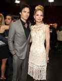 Ian Somerhalder and Jennifer Morrison