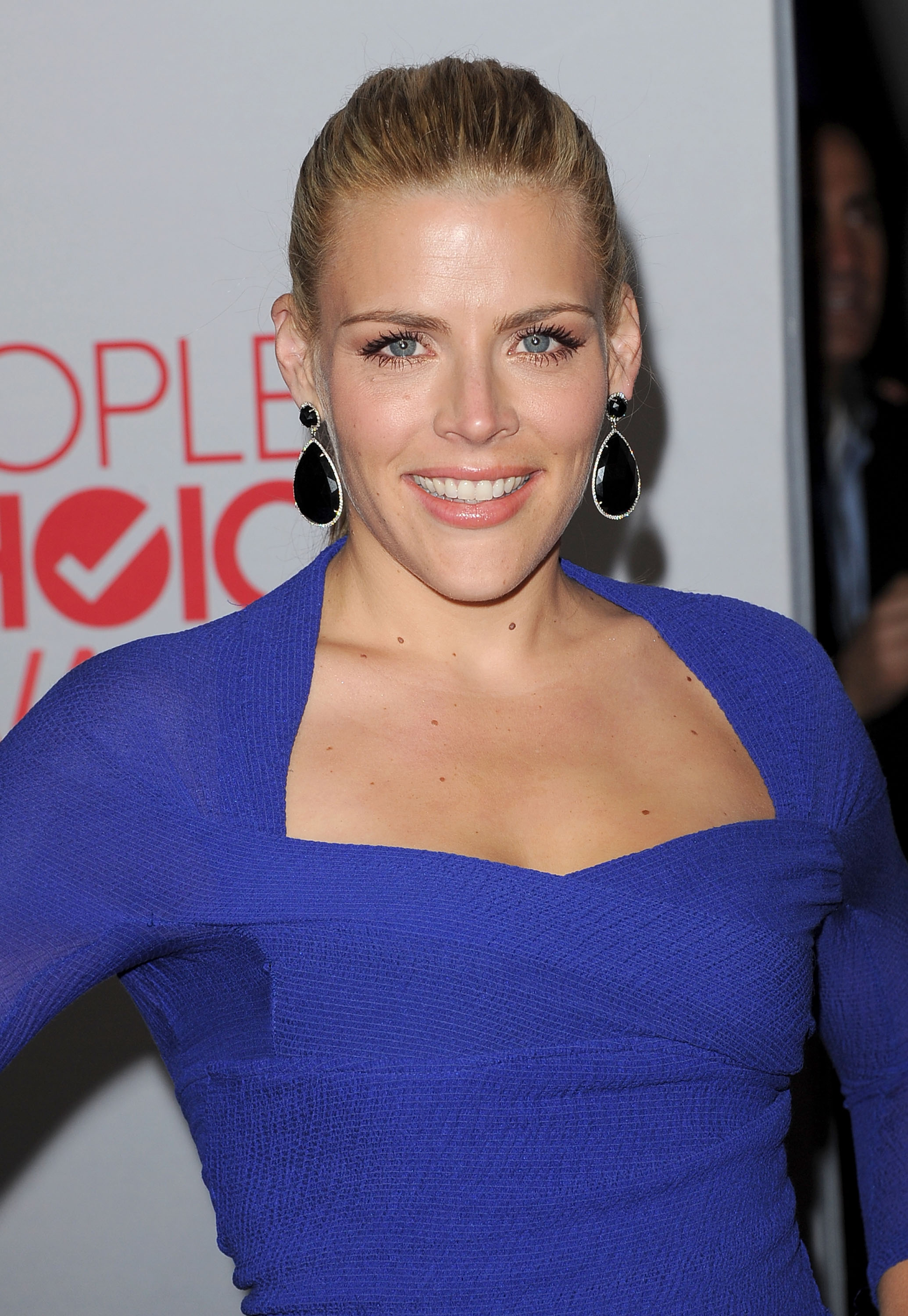 Busy Philipps was all smiles in LA.
