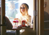 Rachel Zoe had lunch with pals in LA.
