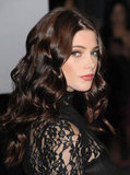 Ashley Greene Gets Sexy in Black Lace For the PCAs