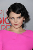 Ginnifer Goodwin was pretty in pink.