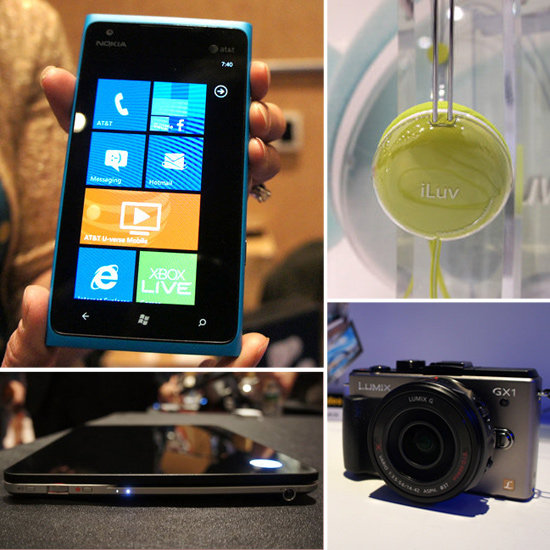 CES Gadgets For the Stylish Geek