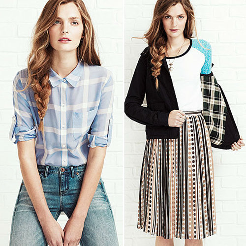 Madewell Lookbook January 2012