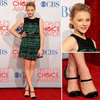 Chloe Moretz at 2012 People's Choice Awards