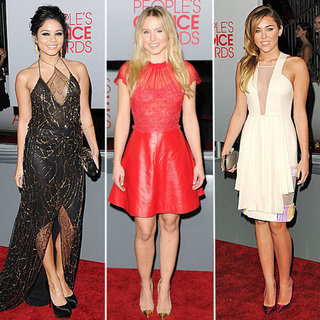 People's Choice Awards Trend: Sheer Insets