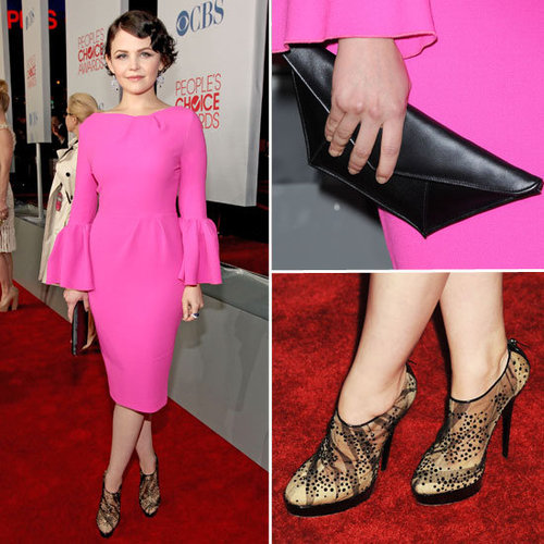 Ginnifer Goodwin at 2012 People's Choice Awards