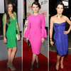 People's Choice Awards Trend: Bright Colors