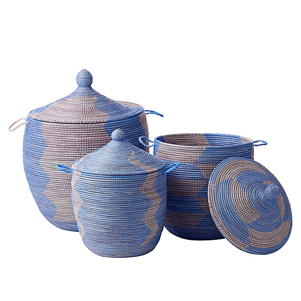 Serena and Lily's Senegalese Storage Baskets ($68–$148)