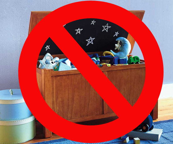 Avoid Toy Chests