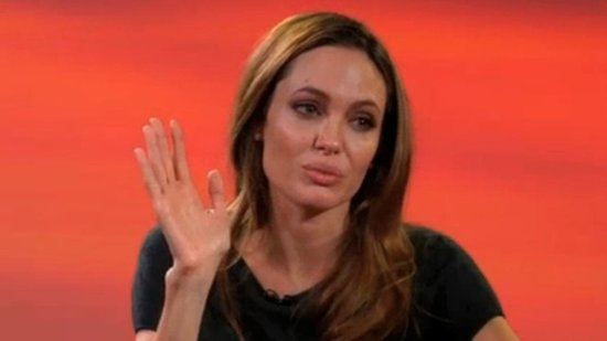 "Video: Angelina Jolie Says Being Nominated For a Golden Globe Is ""Crazy"""