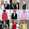 Critics&#039; Choice Award Fashion Pictures 2012