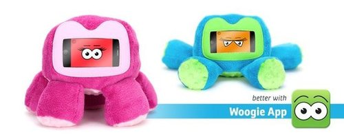 Woogie 2: The Huggable, Squeezable, AppPowered Case for iPhone and iPod touch - Griffin Technology