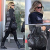 Bar Refaeli Airport Style January 2012