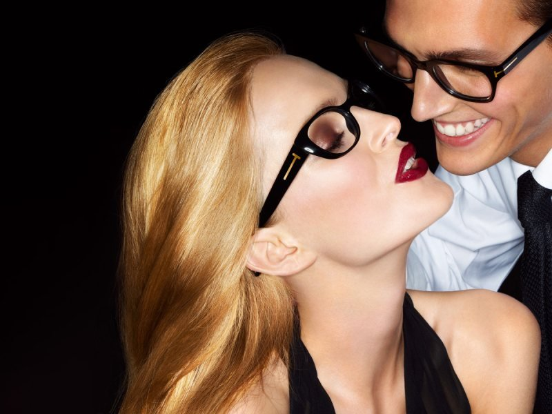 Are you a fan of Tom Ford's eyewear collection for Spring? Source: Fashion Gone Rogue