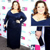 Melissa McCarthy at Critics' Choice 2012