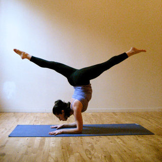 Fun and Challenging Yoga Poses