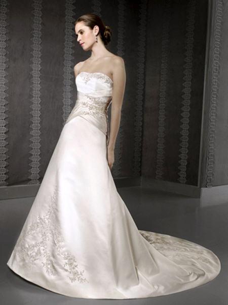 Beautiful Strapless Wedding DressesBeautiful Strapless Wedding Dresses