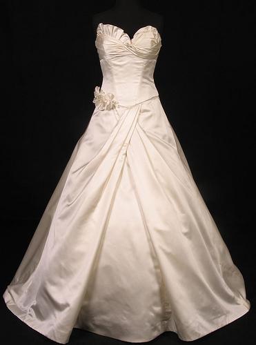 In 199 Vera Wang Wedding Dresses 4 her big break came when she designed a