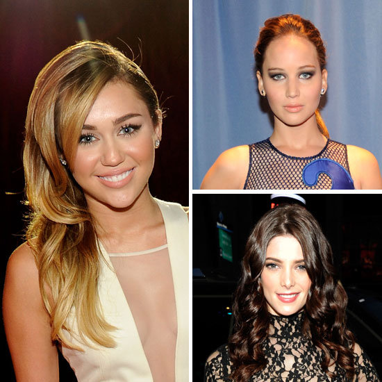2012 People's Choice Awards: All the Celeb Beauty Looks!