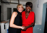 Robin Wright and Viola Davis