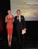 Miranda Kerr Gets Red-Hot to Celebrate a New Gig With Qantas