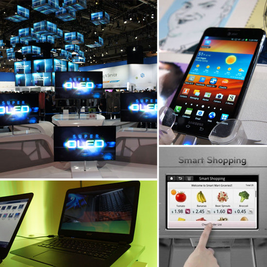 6 Biggest Tech Trends of CES 2012