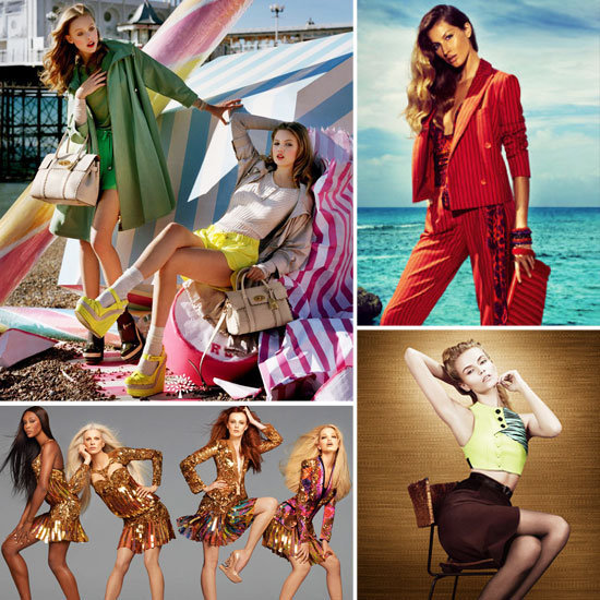 The complete Spring '12 ad campaign roundup, thus far — take a look.