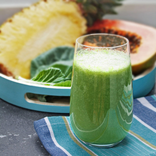 Tropical Green Smoothie