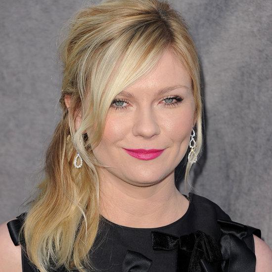 Kirsten dunst hair 2012