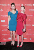 Kate Bosworth and Lake Bell hit the red carpet for Sundance.