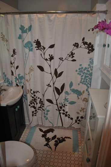 The bathroom Makeover After