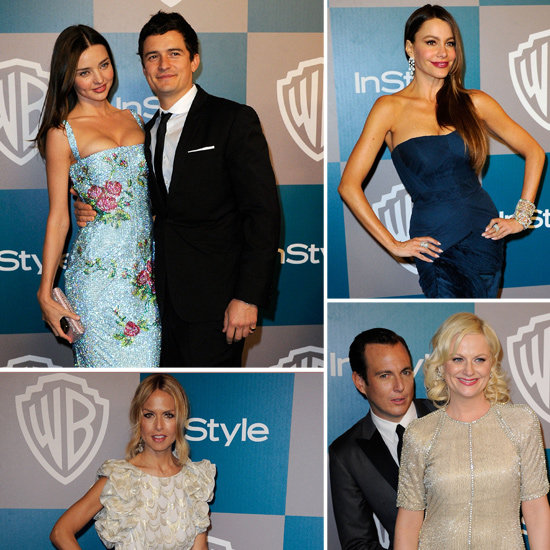 Miranda and Orlando, Rachel, Sofia and More Party Post-Golden Globes With InStyle