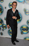 Guy Pearce attended HBO's post-Golden Globes bash.