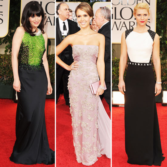 Golden Globes Trend Report: Sparkly Sequins