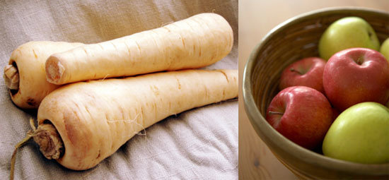 Parsnips Recipes