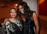 Gabrielle Union brings her mother to the BET Honors dinner.