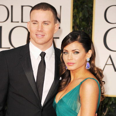Celebrity Couples on 2012 Golden Globes Red Carpet
