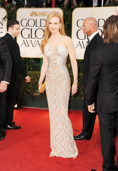 Nicole Kidman Versace