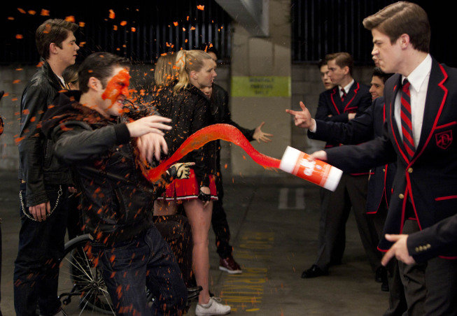 Blaine, Are You OK?