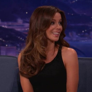 Kate Beckinsale Penis Jokes on Conan