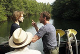Thomas Kretschmann and Joe Anderson in The River.
