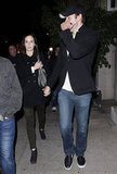 John Krasinski and Emily Blunt had a fun time together in LA.