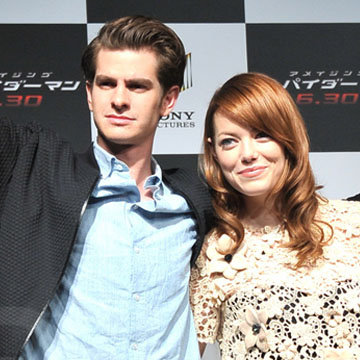 Emma Stone Andrew Garfield Amazing Spider-Man Kissing Scene (Video)